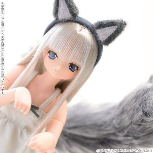 Image 2 for Lien - PureNeemo - Ex☆Cute 9th Series - 1/6 - Komorebimori no Doubutsutachi ♪, Silver Fox (Azone)