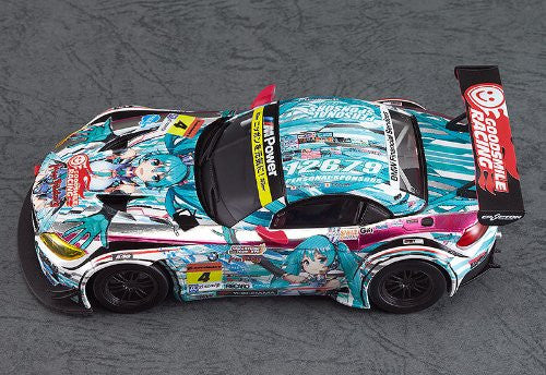 Image 4 for GOOD SMILE Racing - Vocaloid - Hatsune Miku - Itasha - 2013 Hatsune Miku GOOD SMILE Racing BMW Z4 GT3 - 1/32 - BMW Z4 GT3 - 2013 Final Race Version (Good Smile Company)