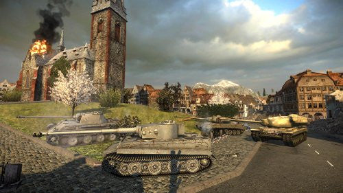 Image 10 for World of Tanks: Xbox 360 Edition
