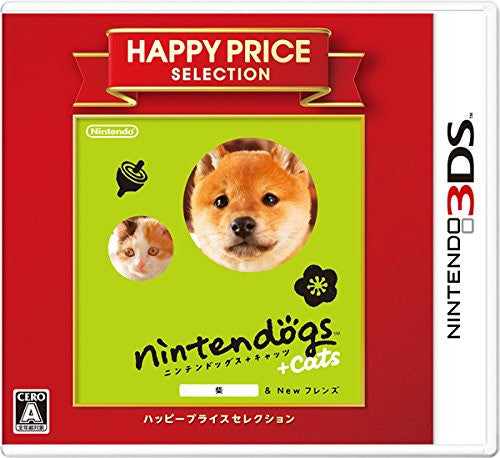 Image 1 for Nintendogs + Cats: Shiba & New Friends (Happy Price Selection)
