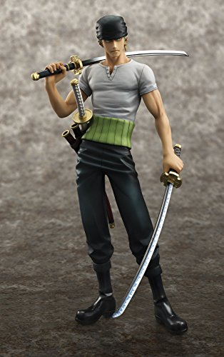 Image 3 for One Piece - Roronoa Zoro - Excellent Model - Portrait Of Pirates DX - 1/8 - 10th Limited Ver. (MegaHouse)