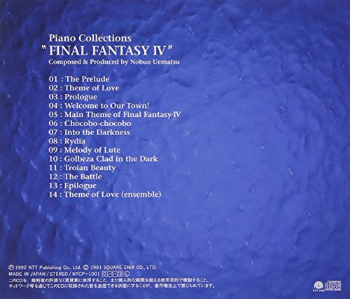 "Image 2 for Piano Collections ""FINAL FANTASY IV"""