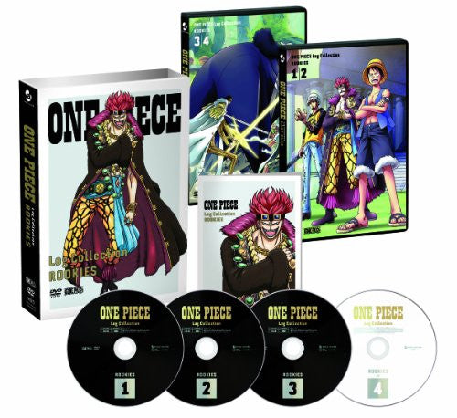 Image 1 for One Piece Log Collection - Hancock [3DVD+CD Limited Pressing]