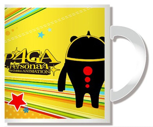 Image 2 for Persona 4: the Golden Animation - Kuma - Mug (Penguin Parade)