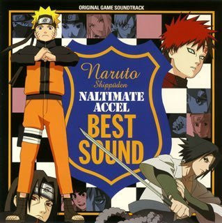 Image 1 for Naruto Shippuden Naltimate Accel Best Sound