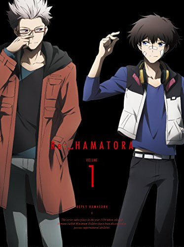 Image 1 for Re: Hamatora Vol.1 [Blu-ray+CD Limited Edition]