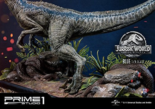 Jurassic World: Fallen Kingdom - Blue - Legacy Museum Collection LMCJW2-01 - 1/6 (Prime 1 Studio)