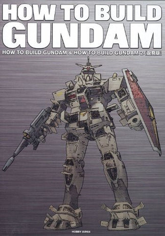 Image for How To Build Gundam &2 Fukkokuban Analytics Illustration Art Book