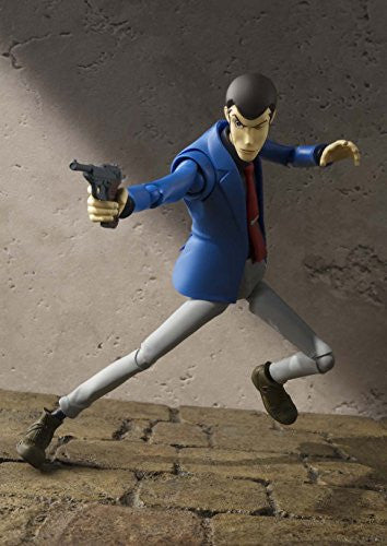 Image 4 for Lupin III - Lupin the 3rd - S.H.Figuarts (Bandai)
