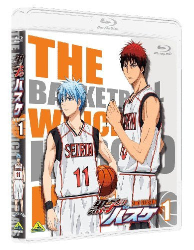 Image 2 for Kuroko no Basuke 2nd Season 1 [Blu-ray+Special CD Limited Edition]