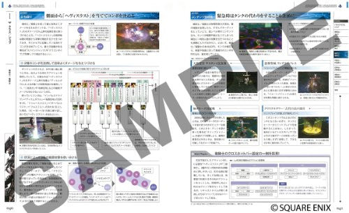Final Fantasy Xiv: Shinsei Eorzea World Report Patch 2.1 Class/Job/Data