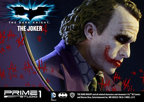 Image 3 for The Dark Knight - Joker - High Definition Museum Masterline Series HDMMDC-01 - 1/2 (Prime 1 Studio)