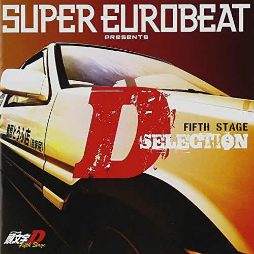 Image 1 for SUPER EUROBEAT presents Initial D Fifth Stage D SELECTION Vol.1