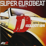 Thumbnail 1 for SUPER EUROBEAT presents Initial D Fifth Stage D SELECTION Vol.1