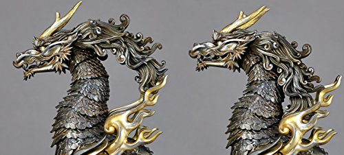 Image 5 for Kirin - Revoltech - Revoltech Takeya - KT Project - Iron Rust Tone Edition (Kaiyodo)