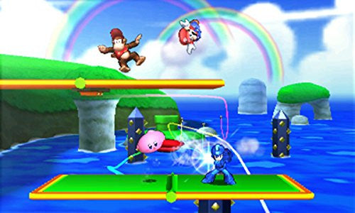 Dairantou Super Smash Brothers for Nintendo 3DS