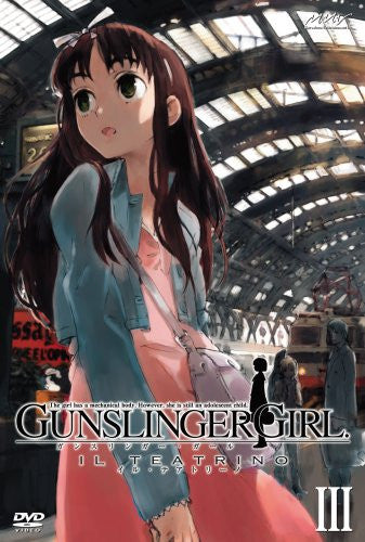 Image 1 for Gunslinger Girl - Il Teatrino Vol.3 [Limited Edition]