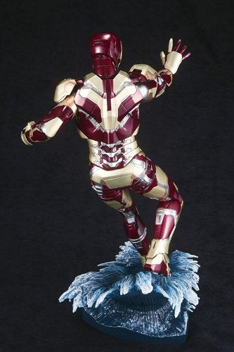 Image 9 for Iron Man 3 - Iron Man Mark XLII - ARTFX Statue - 1/6 (Kotobukiya)