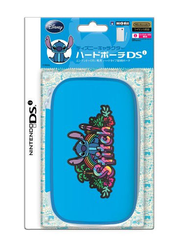 Image 1 for Disney Character Hard Pouch DSi (Stitch)