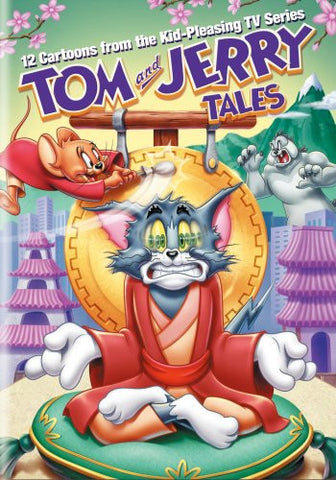 Image for Tom And Jerry Tales Vol.4