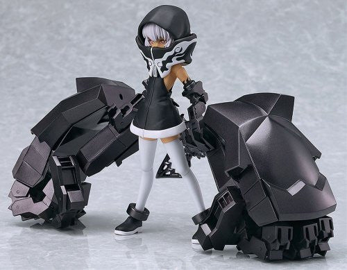 Image 2 for Black ★ Rock Shooter - Strength - Figma #198 - TV Animation ver. (Max Factory)
