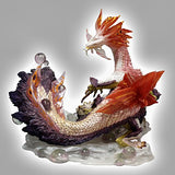 Thumbnail 4 for Monster Hunter XX - Tamamitsune - Capcom Figure Builder Creator's Model - Ikari (Capcom)