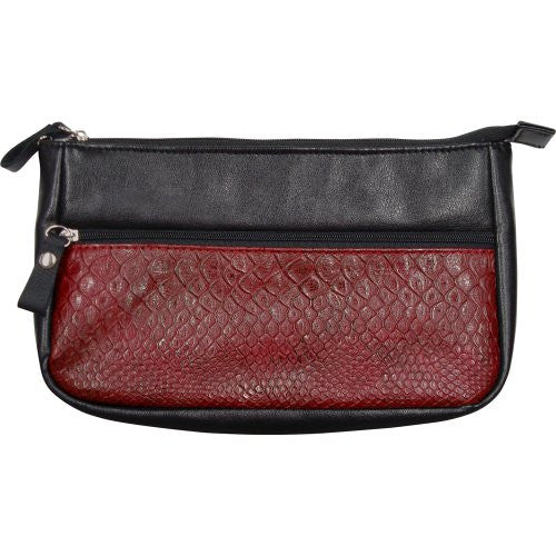 Image 1 for Hunting Pouch for 3DS LL (Dark Red)