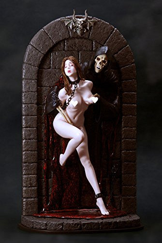 Image 2 for Shungo Yazawa Original Figure Series - Hell Seducer - 1/6 - Brunette ver. (Blackberry)