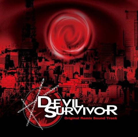 Image for DEVIL SURVIVOR Original Remix Sound Track