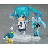 Thumbnail 6 for Vocaloid - Hatsune Miku - Rabbit Yukine - Nendoroid #570 - Snow 2016, Snow Owl ver. (Good Smile Company)