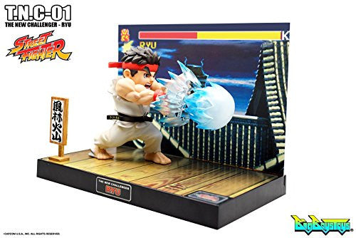 Image 7 for Street Fighter - Ryu - T.N.C 01 (Big Boys Toys)