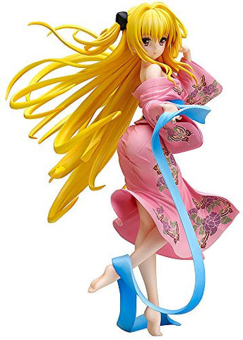To LOVEru Darkness - Konjiki no Yami - 1/8 - Yukata ver. (FREEing)