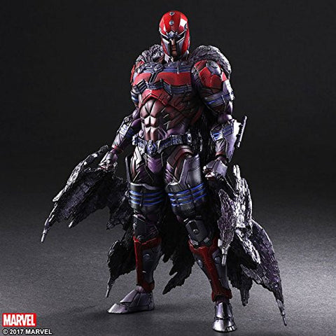 X-Men - Magneto - Play Arts Kai