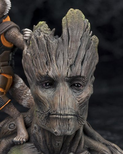 Image 8 for Guardians of the Galaxy - Groot - Rocket Raccoon - ARTFX+ - Guardians of the Galaxy ARTFX+ - 1/10 (Kotobukiya)