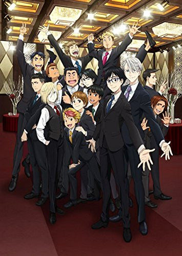 Image 1 for Yuri!!! on Ice - Yuri!!! on Stage - Limited Edition