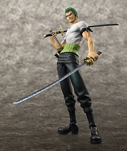 Image 7 for One Piece - Roronoa Zoro - Excellent Model - Portrait Of Pirates DX - 1/8 - 10th Limited Ver. (MegaHouse)