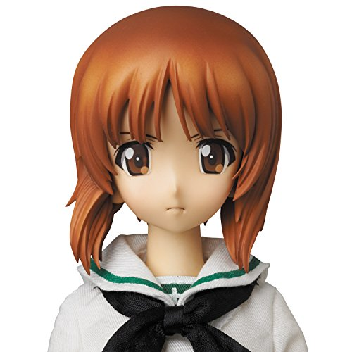 Image 12 for Girls und Panzer - Nishizumi Miho - Real Action Heroes #682 - 1/6 (Medicom Toy)