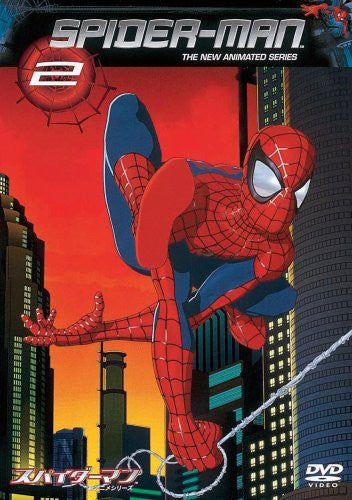 Image 1 for Spider-Man The New Animated Series Vol.2 [Limited Pressing]