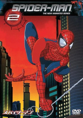 Image for Spider-Man The New Animated Series Vol.2 [Limited Pressing]