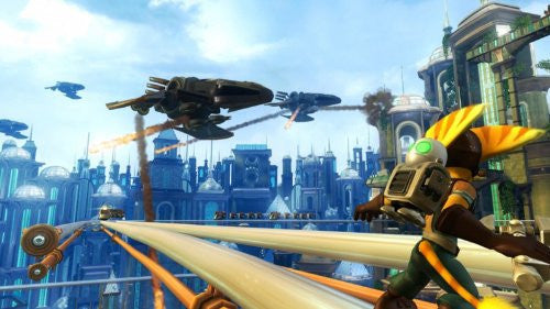 Image 8 for Ratchet & Clank Future: Tools of Destruction (PlayStation3 the Best)