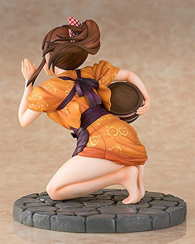Image 7 for The Idolm@ster: Million Live! - Satake Minako - 1/8 - Poka Poka Service Ver. (Phat Company)
