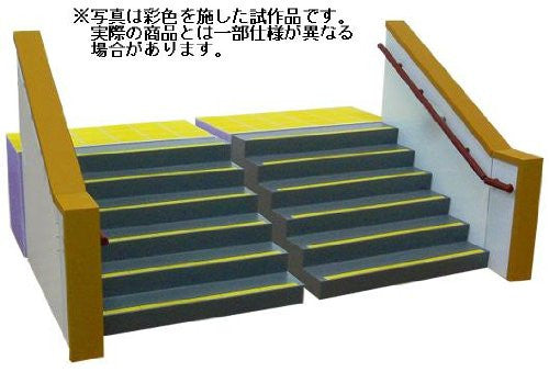 Image 3 for 1/12 Figure Scenery Set Series - School Staircase - 1/12 (Skynet)