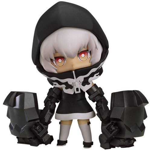 Image 1 for Black ★ Rock Shooter - Strength - Nendoroid #355 - TV Animation Ver. (Good Smile Company)