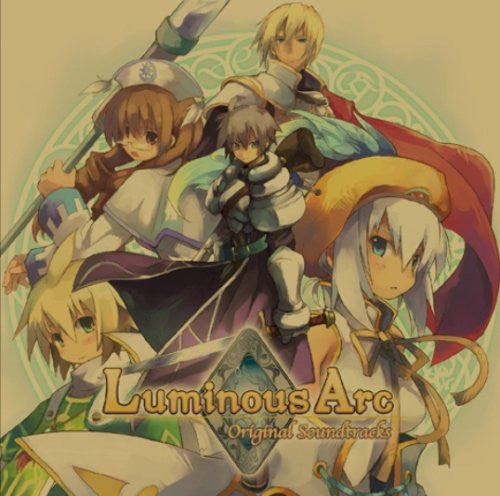 Image 1 for Luminous Arc Original Soundtracks