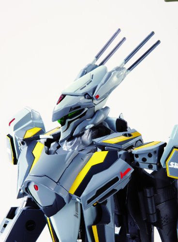 Image 2 for Macross Frontier - Macross Frontier The Movie ~Sayonara no Tsubasa~ - VF-25S Messiah Valkyrie (Ozma Lee Custom) - DX Chogokin - 1/60 - Renewal Ver. (Bandai)