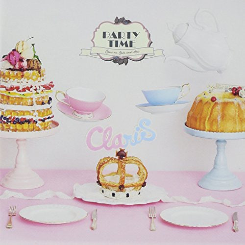 Image 1 for PARTY TIME / ClariS
