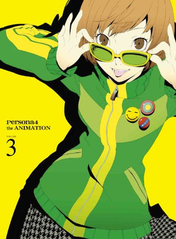 Image for Persona 4 3 [DVD+CD Limited Edition]