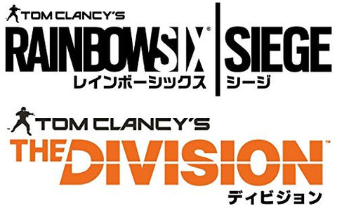 Tom Clancy's Rainbow Six Siege + Division Double Pack