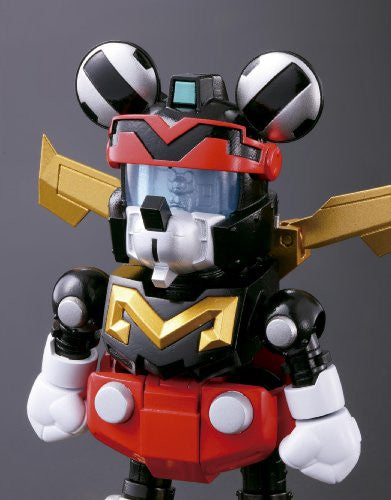 Image 9 for Disney - Daisy Duck - Donald Duck - Goofy - Mickey Mouse - Pluto - Chogokin - Chou Gattai King Robo Mickey & Friends (Bandai)