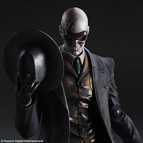 Image 7 for Metal Gear Solid V: The Phantom Pain - Skull Face - Play Arts Kai (Square Enix)